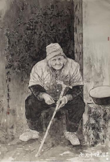 厉害了!驻马店画家李新国人物画展将于宜昌市一二美术馆启幕
