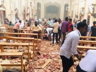 8次爆炸已致290人死 斯里兰卡又发现第9枚炸弹!袭击或早有预警……