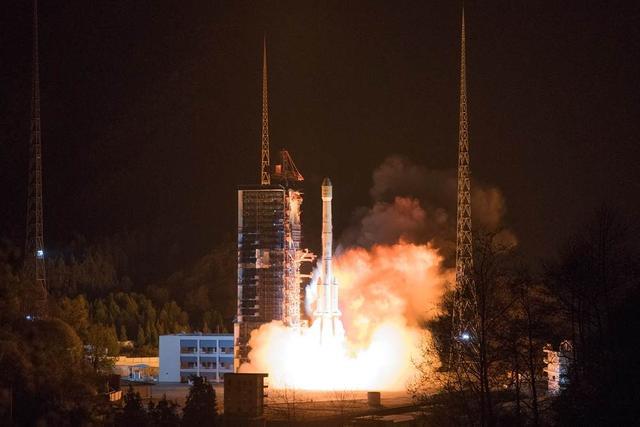 中国长征系列运载火箭实现300次发射 再创发射新纪录